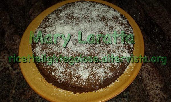 Torta cocco e nutella (con yogurt)