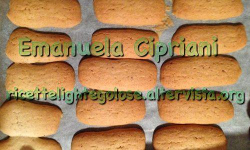 Biscotti tipo plasmon + variante senza glutine