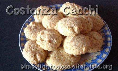 Biscotti senza glutine di Costanza Cecchi