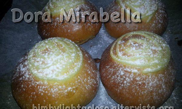 Brioches di Dora Mirabella