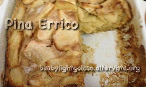 Torta di mele di Pina Errico