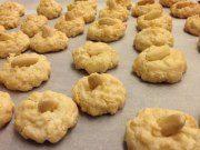 Biscottini alle mandorle tipo pasticceria di Giada De Blasio