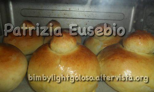 Brioches siciliane col tuppo di Francesco82