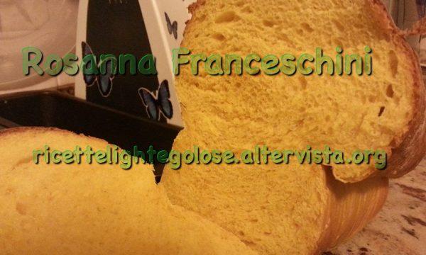 Panfocaccia alla zucca di Rosanna Franceschini