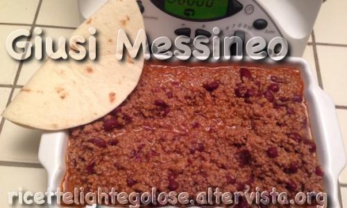 Chili con carne di Giusi Messineo