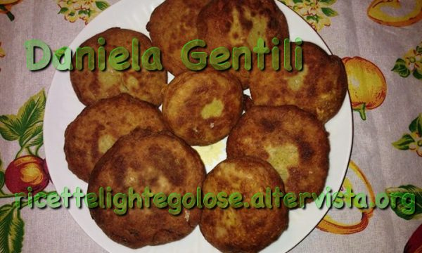 Hamburger di verdure e pane ripieni di Daniela Gentili