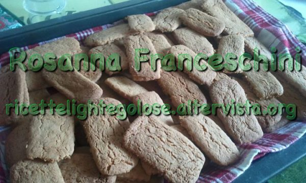 Biscotti della nonna Isa
