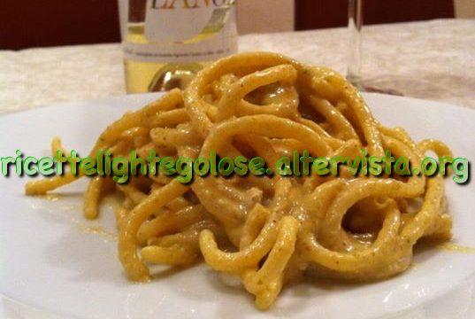 Pesto di sedano,noci e gorgonzola