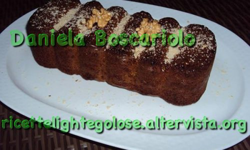Plumcake al grano saraceno di Marco Bianchi