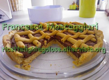 Crostata Veg con bimbytella