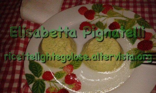 Soufflè di zucchine