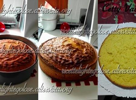 Pan di spagna con lievito